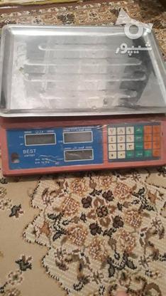 ترازو کاملاً سالم 10یا15 روز استفاده شد در گروه خرید و فروش صنعتی، اداری و تجاری در گلستان در شیپور-عکس1