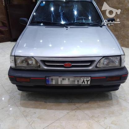 پراید هاچ بک مدل 87 در گروه خرید و فروش وسایل نقلیه در مازندران در شیپور-عکس1