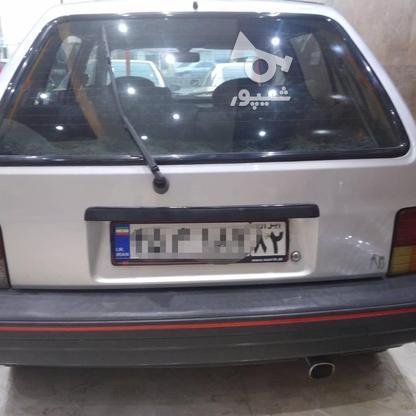 پراید هاچ بک مدل 87 در گروه خرید و فروش وسایل نقلیه در مازندران در شیپور-عکس4