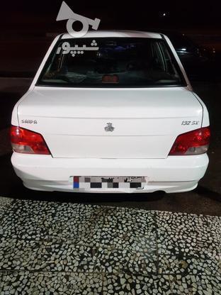 پراید132sxمدل90 رنگ سفید در گروه خرید و فروش وسایل نقلیه در گیلان در شیپور-عکس1