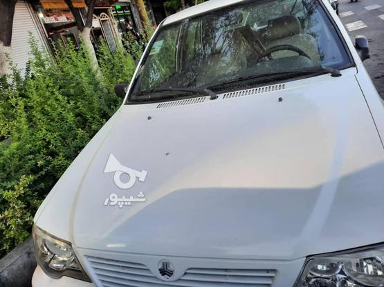 پراید 111 سفید 98 در گروه خرید و فروش وسایل نقلیه در تهران در شیپور-عکس1