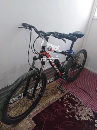 فروش چرخ سایز 26 ویوا پلیسی در گروه خرید و فروش ورزش فرهنگ فراغت در آذربایجان غربی در شیپور-عکس1