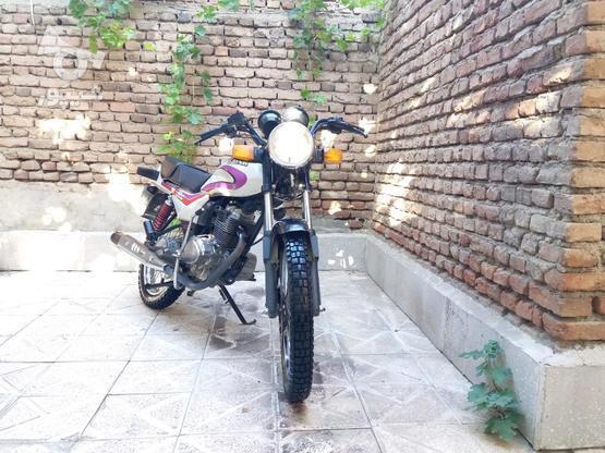 موتورسیکلت کویر 150 در گروه خرید و فروش وسایل نقلیه در آذربایجان غربی در شیپور-عکس2