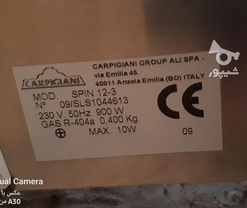 دستگاه یخ در بهشت ایتالیا در گروه خرید و فروش صنعتی، اداری و تجاری در تهران در شیپور-عکس3