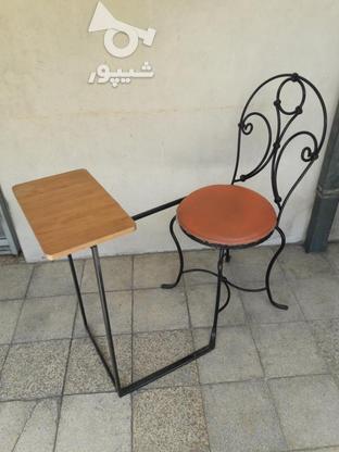 صندلی نماز با طرح فرفوژه در گروه خرید و فروش لوازم شخصی در تهران در شیپور-عکس1