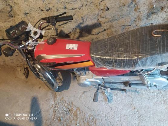 فروش موتور مزایده در گروه خرید و فروش وسایل نقلیه در کردستان در شیپور-عکس1