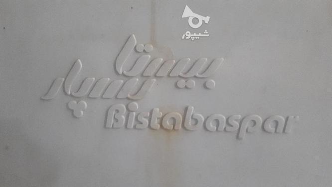 تانکر آب پلاستیکی 1500 لیتری 3لایه در گروه خرید و فروش صنعتی، اداری و تجاری در همدان در شیپور-عکس3
