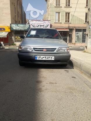 پراید مدل 89 تمیز در گروه خرید و فروش وسایل نقلیه در تهران در شیپور-عکس1