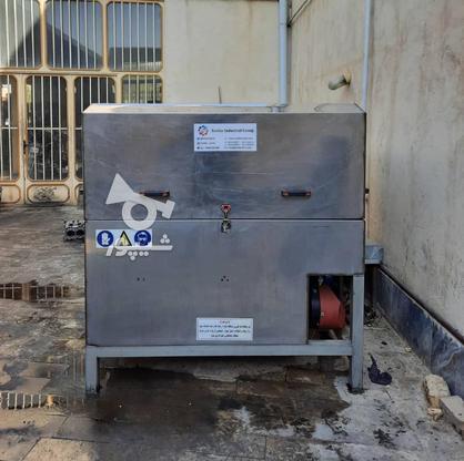 دستگاه قطعه شور 150 طوفان در گروه خرید و فروش صنعتی، اداری و تجاری در مرکزی در شیپور-عکس1