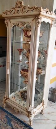 بوفه منبت کاری شده مناسب جهیزیه در گروه خرید و فروش لوازم خانگی در تهران در شیپور-عکس3
