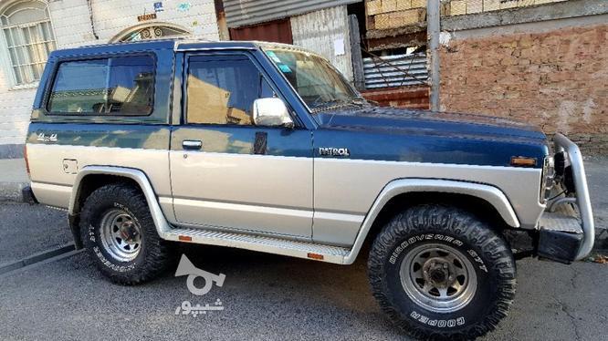 پاترول دودرب 78 در گروه خرید و فروش وسایل نقلیه در تهران در شیپور-عکس3