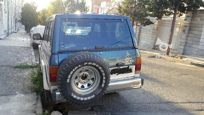 پاترول دودرب 78 در گروه خرید و فروش وسایل نقلیه در تهران در شیپور-عکس4