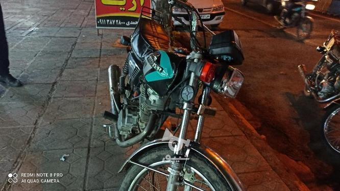 موتور هوندا 200دست ساز فوق العاده پر قدرت در گروه خرید و فروش وسایل نقلیه در گیلان در شیپور-عکس1