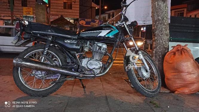 موتور هوندا 200دست ساز فوق العاده پر قدرت در گروه خرید و فروش وسایل نقلیه در گیلان در شیپور-عکس3