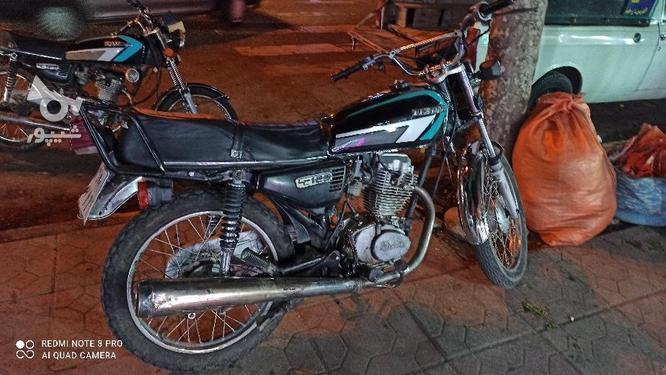 موتور هوندا 200دست ساز فوق العاده پر قدرت در گروه خرید و فروش وسایل نقلیه در گیلان در شیپور-عکس2