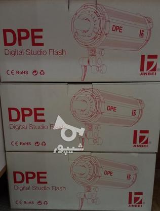 کیت فلاش استودیویی 300 ژول در گروه خرید و فروش لوازم الکترونیکی در مازندران در شیپور-عکس2