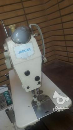 چرخ خیاطی راستادوز جگوار در گروه خرید و فروش صنعتی، اداری و تجاری در اصفهان در شیپور-عکس1