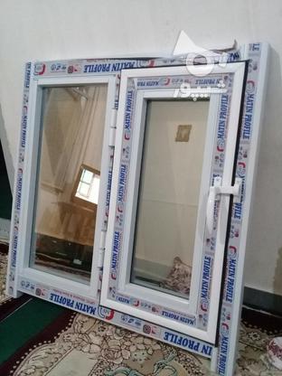 جفت پنجره 77×80پی وی سی در گروه خرید و فروش لوازم خانگی در آذربایجان شرقی در شیپور-عکس1