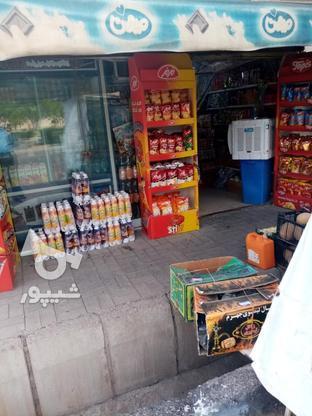 دکه 12متری در کوثر کنار دادگاه ودانشگاه با دخل عالی در گروه خرید و فروش املاک در قزوین در شیپور-عکس1