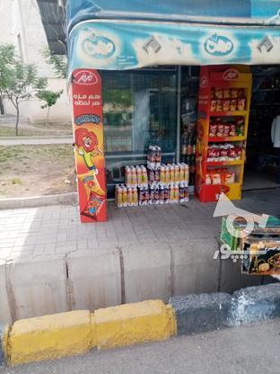 دکه 12متری در کوثر کنار دادگاه ودانشگاه با دخل عالی در گروه خرید و فروش املاک در قزوین در شیپور-عکس2