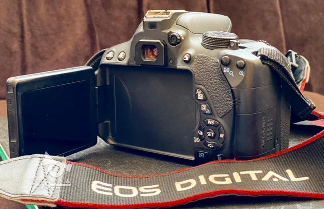 دوربین عکاسی وفلم برداری کانون D700 . در گروه خرید و فروش لوازم الکترونیکی در خراسان رضوی در شیپور-عکس2