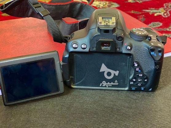 دوربین عکاسی وفلم برداری کانون D700 . در گروه خرید و فروش لوازم الکترونیکی در خراسان رضوی در شیپور-عکس4