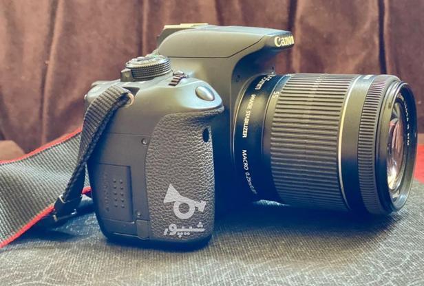 دوربین عکاسی وفلم برداری کانون D700 . در گروه خرید و فروش لوازم الکترونیکی در خراسان رضوی در شیپور-عکس1