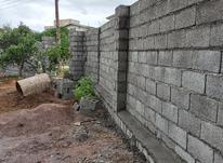 بنایی بنا دیوارکشی تعمیرات سیاه وسفید رابیس سیمانکاری بلوک در شیپور-عکس کوچک