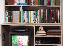 کتابخانه،جای دکور،کمد،میز تلویزیون در شیپور-عکس کوچک
