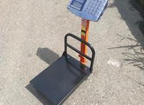 ترازو باسکول 200 کیلویی فراز توزین 30 در 40 سانتی متر در شیپور-عکس کوچک