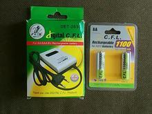 باتری قلمی شارژی و شارژر همه کاره در شیپور