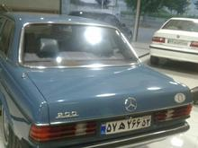 بنز 123 مدل 1984 موتور مشگی 200 در شیپور