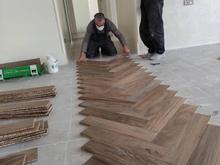استخدام نصاب حرفه ای پارکت چوبی در شیپور