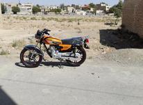 موتور سیکلت همتاز مدل 99 انژکتور دارای ریموت ودزد گیر در شیپور-عکس کوچک