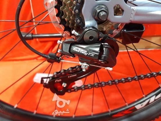 دوچرخه 27.5 المپیا مدل مک وان در گروه خرید و فروش ورزش فرهنگ فراغت در قزوین در شیپور-عکس3