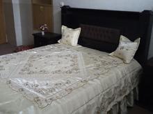 سرویس تخت خواب و روتختی بسیار تمیز در شیپور