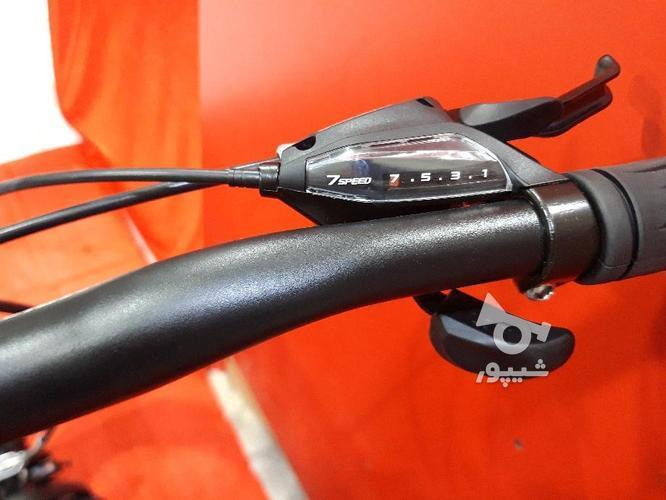 دوچرخه 24 المپیا مدل اسپرت استیل در گروه خرید و فروش ورزش فرهنگ فراغت در قزوین در شیپور-عکس6