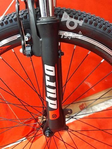 دوچرخه 24 المپیا مدل اسپرت استیل در گروه خرید و فروش ورزش فرهنگ فراغت در قزوین در شیپور-عکس3