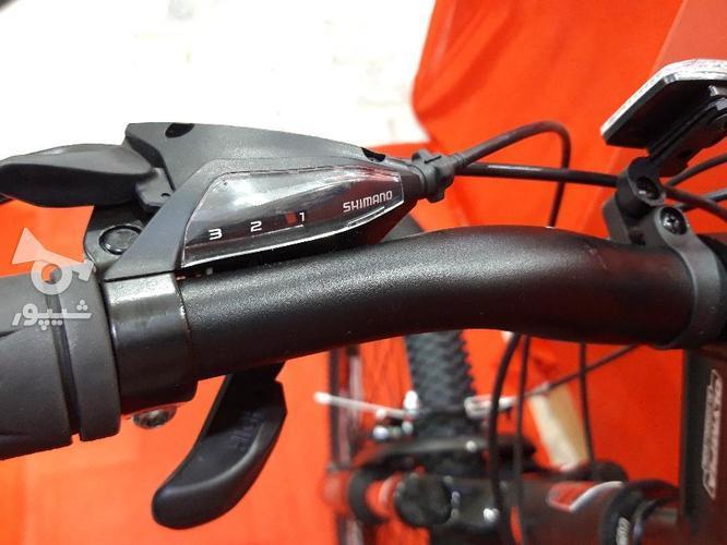 دوچرخه 24 المپیا مدل اسپرت استیل در گروه خرید و فروش ورزش فرهنگ فراغت در قزوین در شیپور-عکس7
