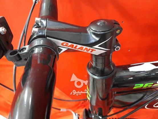 دوچرخه 26 گالانت در گروه خرید و فروش ورزش فرهنگ فراغت در قزوین در شیپور-عکس5
