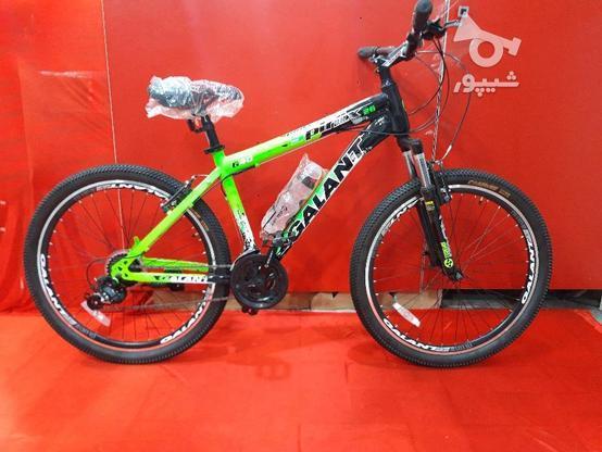 دوچرخه 26 گالانت در گروه خرید و فروش ورزش فرهنگ فراغت در قزوین در شیپور-عکس1