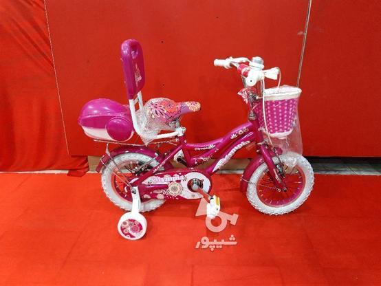 دوچرخه 12 المپیا دخترانه در گروه خرید و فروش ورزش فرهنگ فراغت در قزوین در شیپور-عکس1