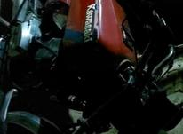موتور کاوازاکی سالم در شیپور-عکس کوچک