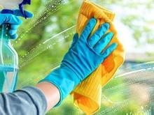 نظافت تمیز کاری ساختمان منزل مطب اداره در شیپور