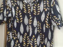 پیراهن مردانه هاوایی نخ پنبه وتعدادی کراوات در شیپور