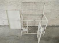 قفس فلزی حیوانات در شیپور-عکس کوچک