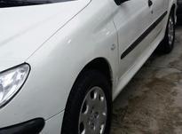 پژو 206 SD (صندوق دار) 1389 سفید در شیپور-عکس کوچک