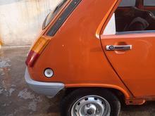 رنو5 مدل 59 نارنجی روغنی در شیپور