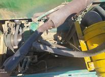 کمباین جاندیر موتور برزیل در شیپور-عکس کوچک