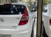 هیوندای i30 2012 سفید در شیپور-عکس کوچک